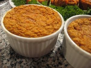 recipe: carrot souffle savory [22]